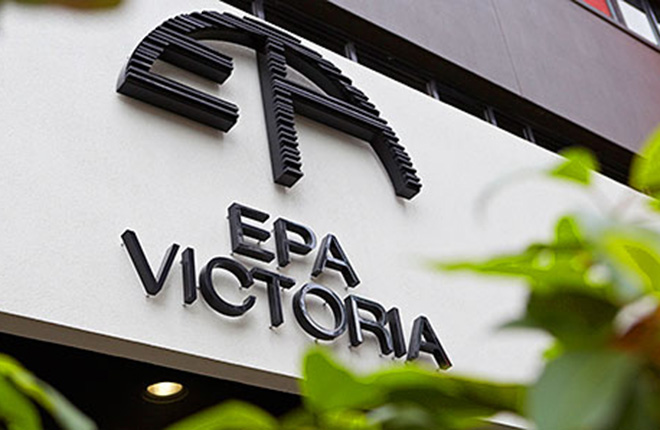 EPA head office building in Carlton, Victoria